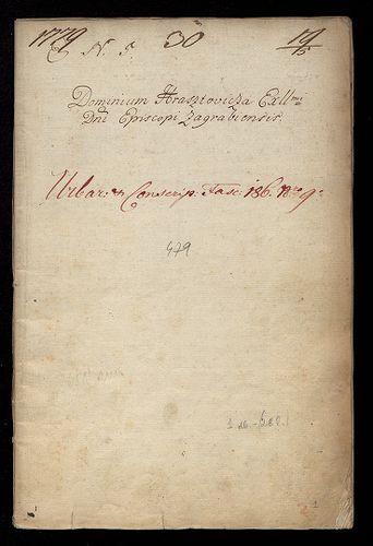 HU MNL OL E 156 - a. - Fasc. 186. - No. 009.