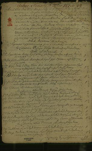 HU MNL OL E 156 - a. - Fasc. 187. - No. 044.