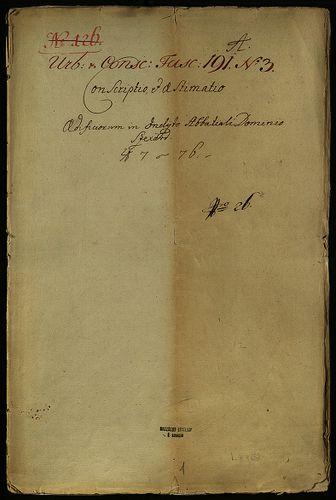 HU MNL OL E 156 - a. - Fasc. 191. - No. 003 / l.
