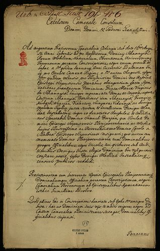 HU MNL OL E 156 - a. - Fasc. 191. - No. 006.