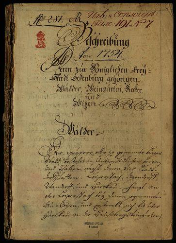 HU MNL OL E 156 - a. - Fasc. 191. - No. 007.