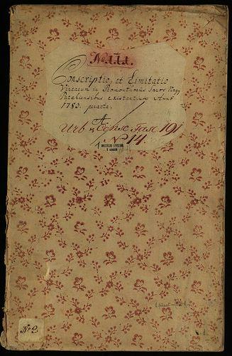 HU MNL OL E 156 - a. - Fasc. 191. - No. 014.