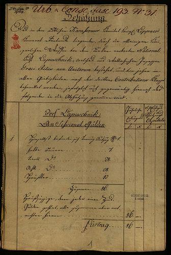 HU MNL OL E 156 - a. - Fasc. 193. - No. 031.