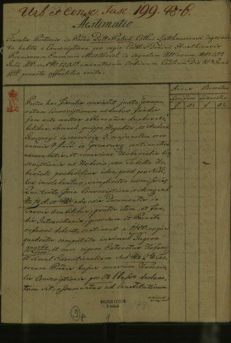 HU MNL OL E 156 - a. - Fasc. 199. - No. 006.