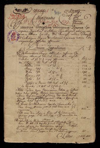 HU MNL OL E 156 - a. - Fasc. 199. - No. 013.