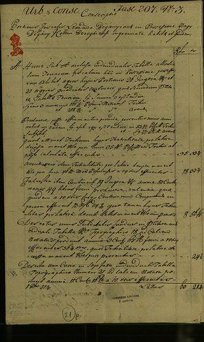 HU MNL OL E 156 - a. - Fasc. 207. - No. 003.