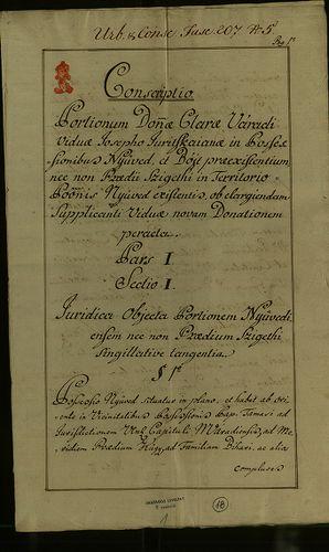 HU MNL OL E 156 - a. - Fasc. 207. - No. 005.