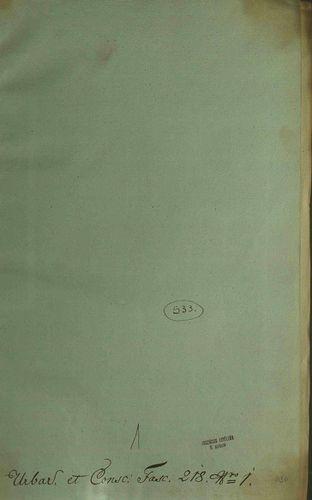 HU MNL OL E 156 - a. - Fasc. 218. - No. 001.