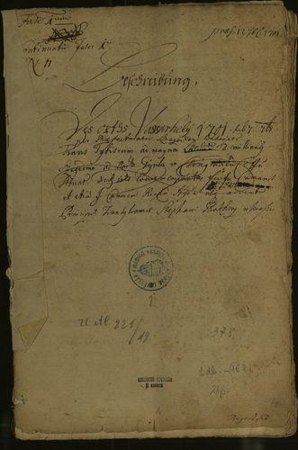 HU MNL OL E 156 - a. - Fasc. 221. - No. 019.