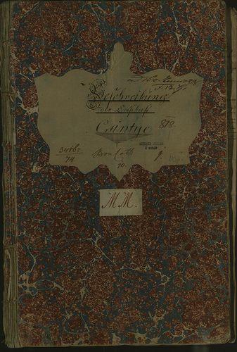 HU MNL OL E 156 - a. - Fasc. 221. - No. 029.