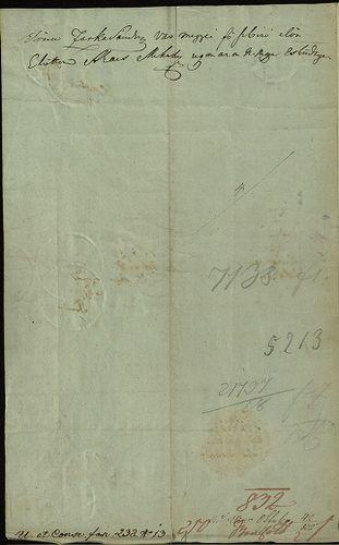HU MNL OL E 156 - a. - Fasc. 232. - No. 013.