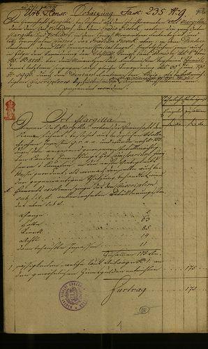 HU MNL OL E 156 - a. - Fasc. 235. - No. 009.