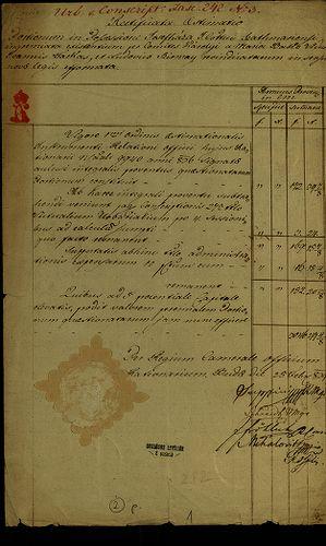 HU MNL OL E 156 - a. - Fasc. 242. - No. 003.