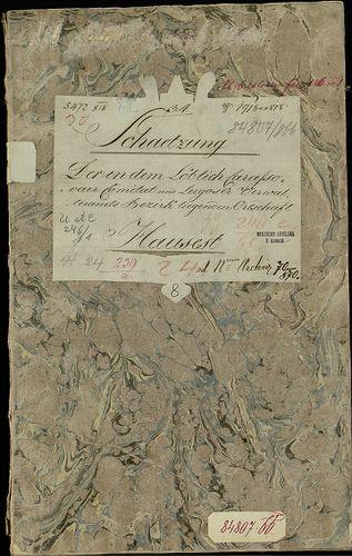 HU MNL OL E 156 - a. - Fasc. 246. - No. 001 / b.