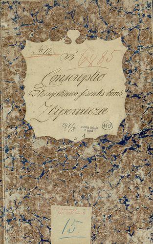 HU MNL OL E 156 - a. - Fasc. 247. - No. 008.
