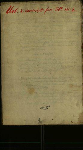 HU MNL OL E 156 - a. - Fasc. 248. - No. 002.