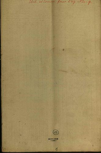 HU MNL OL E 156 - a. - Fasc. 249. - No. 009.
