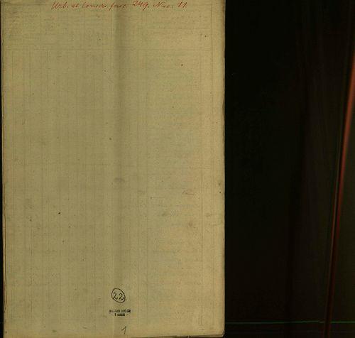 HU MNL OL E 156 - a. - Fasc. 249. - No. 011.