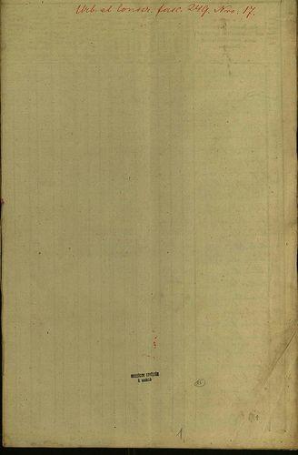 HU MNL OL E 156 - a. - Fasc. 249. - No. 017.